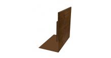 Металлические доборные элементы для фасада в Саратове Планка приемная оконная