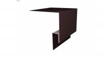 Металлические доборные элементы для фасада в Саратове Доборные элементы Блок-хаус new