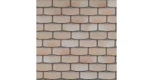 Фасадная плитка HAUBERK в Саратове Камень Травертин