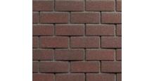 Фасадная плитка HAUBERK в Саратове Обожжённый кирпич