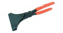 Кровельные клещи и инструмент для обжатия металла в Саратове Клещи прямые