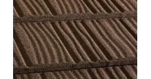 Листы композитной черепицы в Саратове Лист Metrotile WoodShake